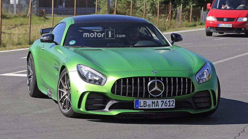 2014 - [Mercedes-AMG] GT [C190] - Page 30 Merce181