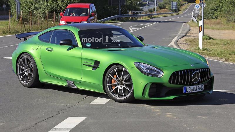 2014 - [Mercedes-AMG] GT [C190] - Page 30 Merce182