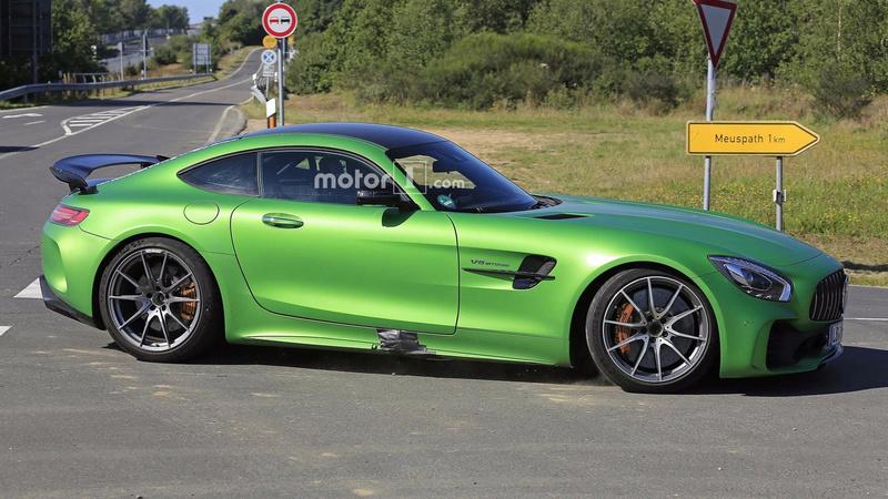 2014 - [Mercedes-AMG] GT [C190] - Page 30 Merce183