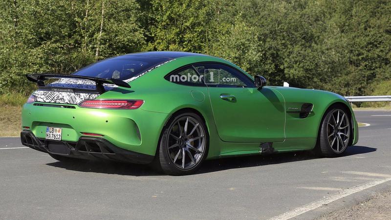 2014 - [Mercedes-AMG] GT [C190] - Page 30 Merce184