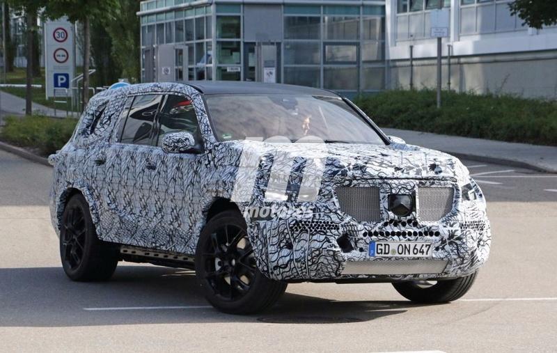 2018 - [Mercedes] GLS II - Page 3 Merce206