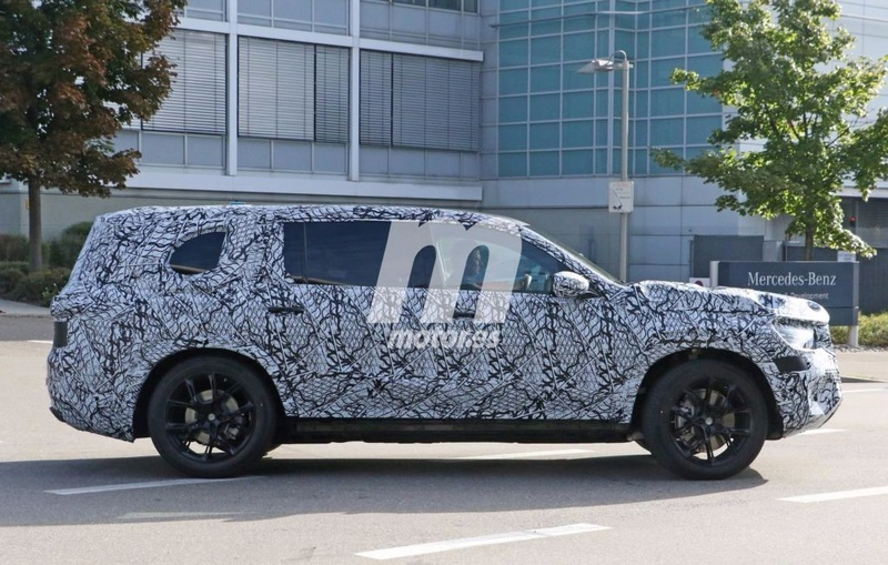2018 - [Mercedes] GLS II - Page 3 Merce211