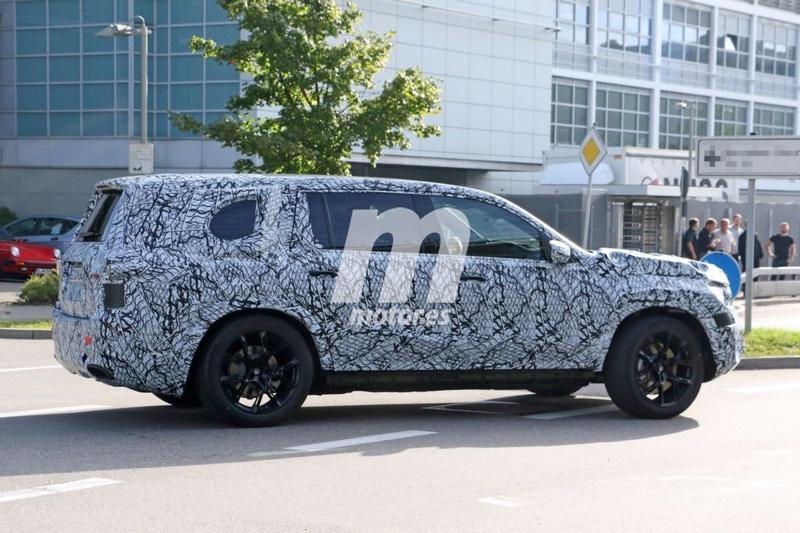2018 - [Mercedes] GLS II - Page 3 Merce212
