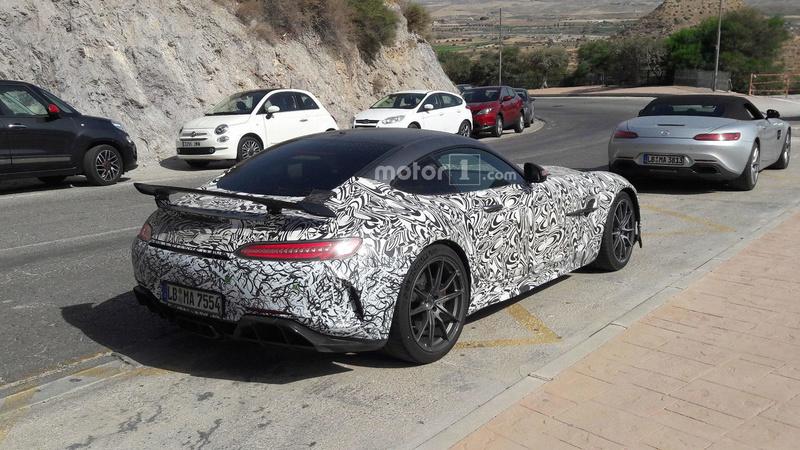 2014 - [Mercedes-AMG] GT [C190] - Page 30 Merced31