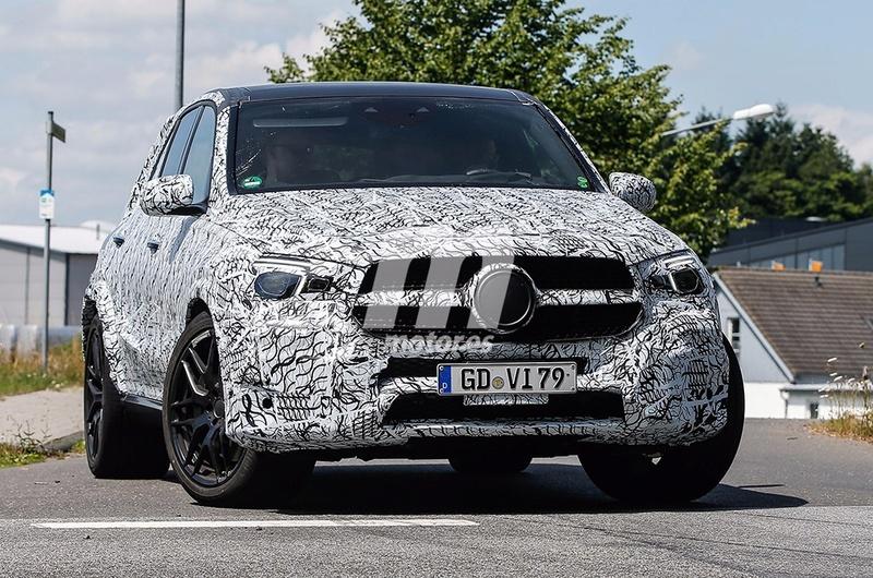 2018 - [Mercedes] GLE II ( ML IV ) - Page 3 Merced36