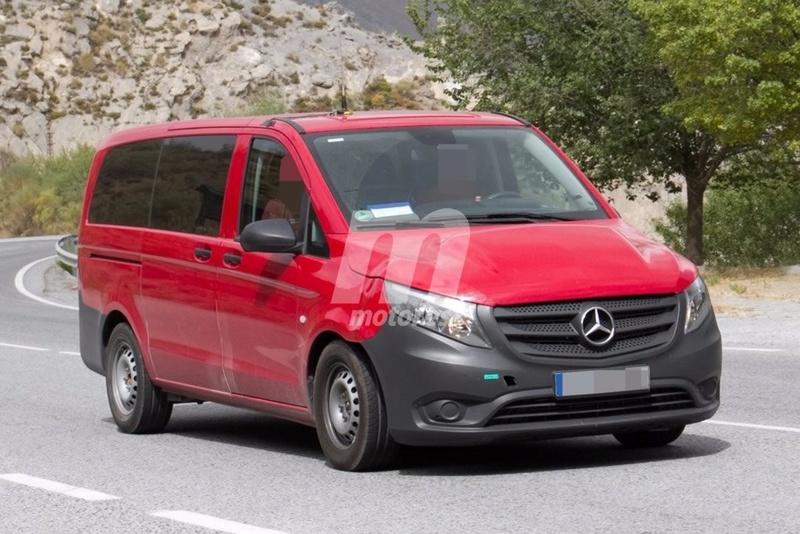2014 - [Mercedes] Classe V/Vito - Page 11 Merced68