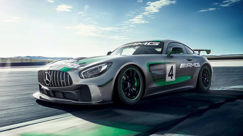 2014 - [Mercedes-AMG] GT [C190] - Page 30 Merced77