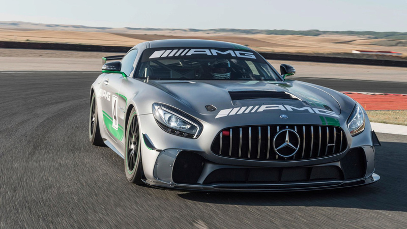 2014 - [Mercedes-AMG] GT [C190] - Page 30 Merced80