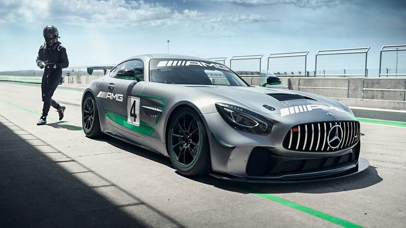 2014 - [Mercedes-AMG] GT [C190] - Page 30 Merced81