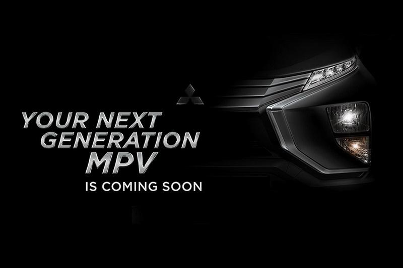 2017 - [Mitsubishi] Xpander Mitsub10