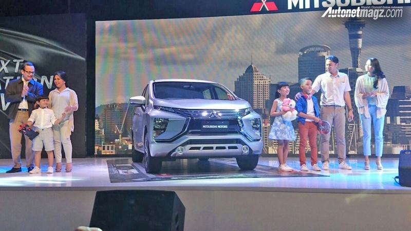2017 - [Mitsubishi] Xpander Mitsub17
