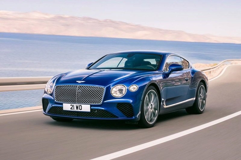 2017 - [Bentley] Continental GT - Page 3 New-co10
