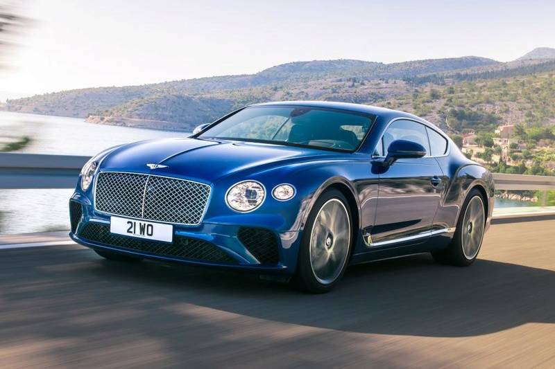 2017 - [Bentley] Continental GT - Page 3 New-co12