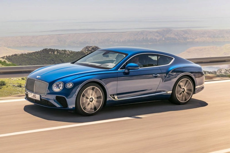 2017 - [Bentley] Continental GT - Page 3 New-co14