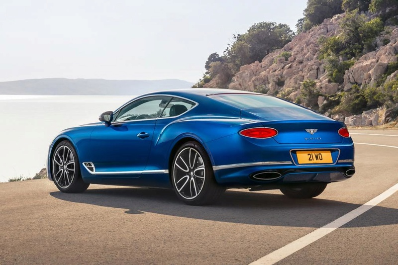 2017 - [Bentley] Continental GT - Page 3 New-co16