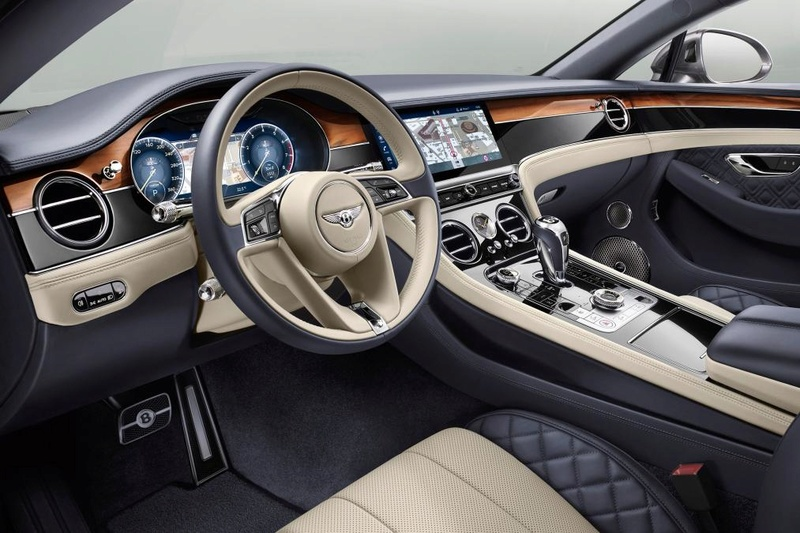 2017 - [Bentley] Continental GT - Page 3 New-co17