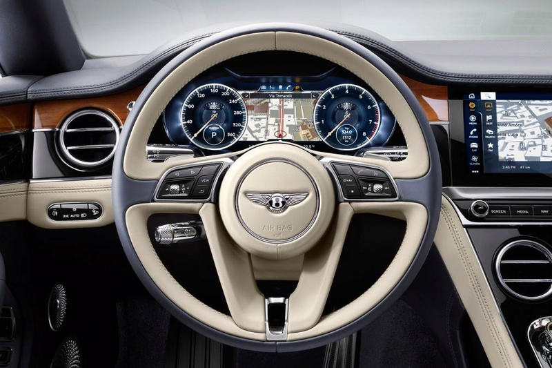 2017 - [Bentley] Continental GT - Page 3 New-co19