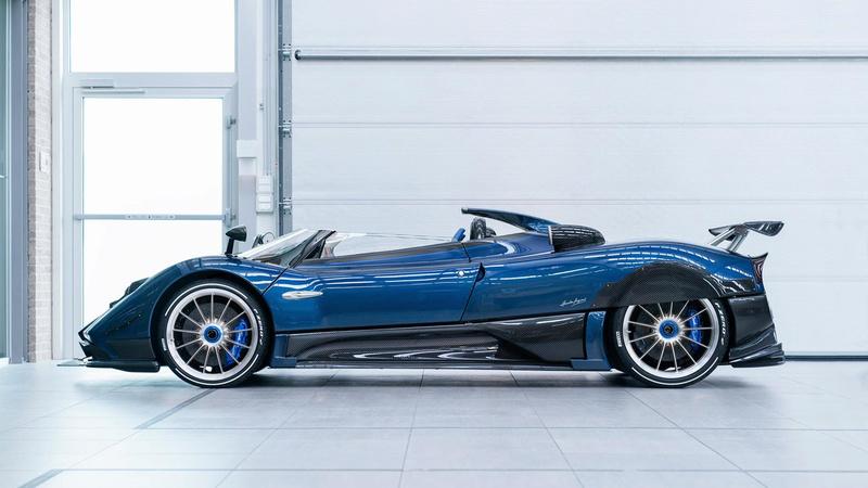 2009 - [Pagani] Zonda F Cinque (Coupé & Roadster) Pagani12