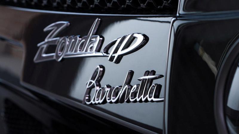 2009 - [Pagani] Zonda F Cinque (Coupé & Roadster) Pagani15
