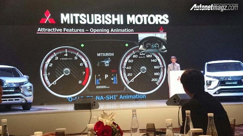 2017 - [Mitsubishi] Xpander Panel-10