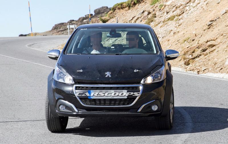 2019 - [Peugeot] 2008 II [P24] - Page 2 Peugeo41