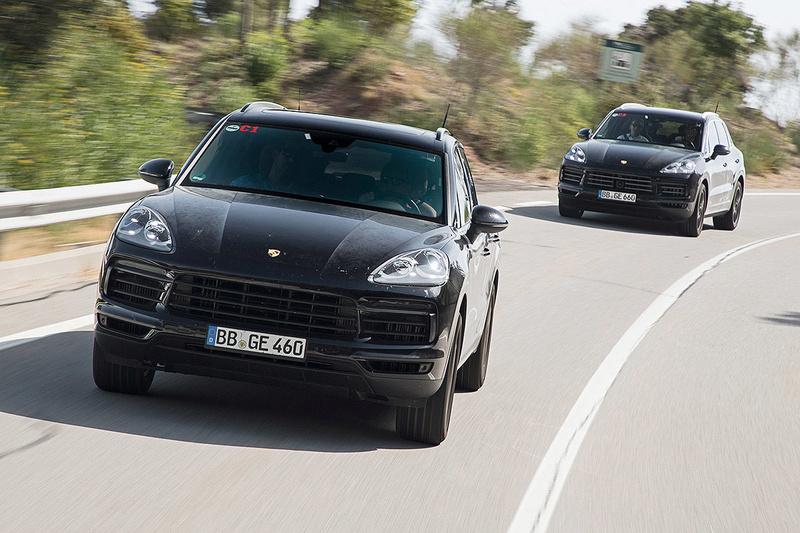 2016 - [Porsche] Cayenne III - Page 3 Porsc101