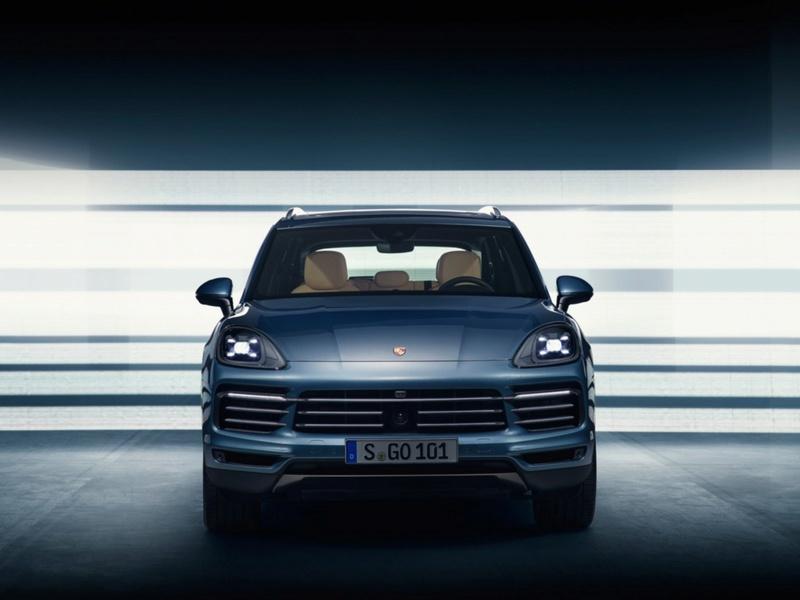 2016 - [Porsche] Cayenne III - Page 3 Porsc106