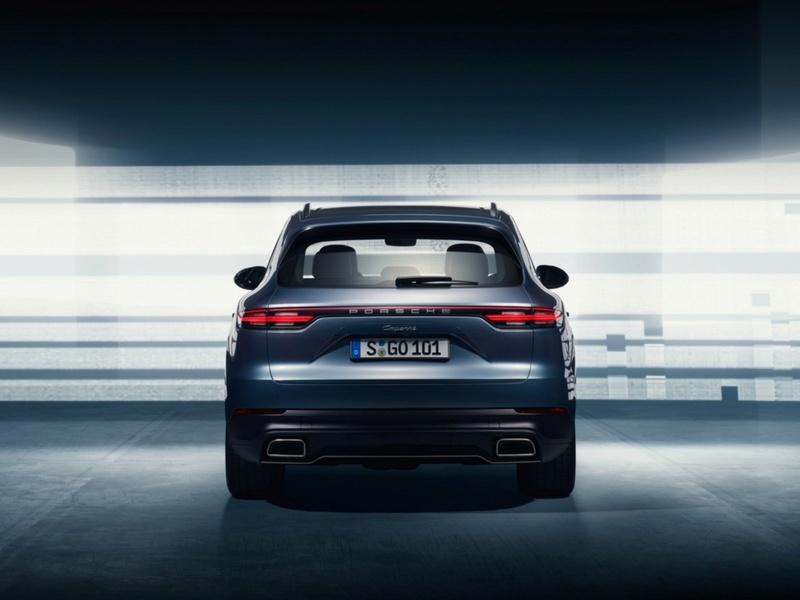 2016 - [Porsche] Cayenne III - Page 3 Porsc107