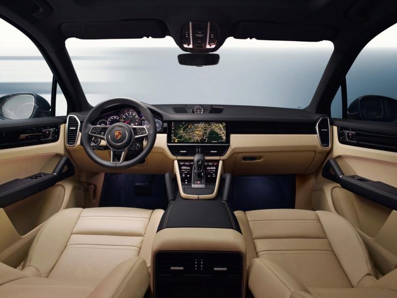 2016 - [Porsche] Cayenne III - Page 3 Porsc114