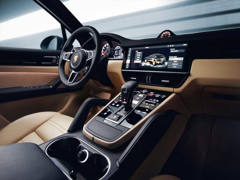 2016 - [Porsche] Cayenne III - Page 3 Porsc115