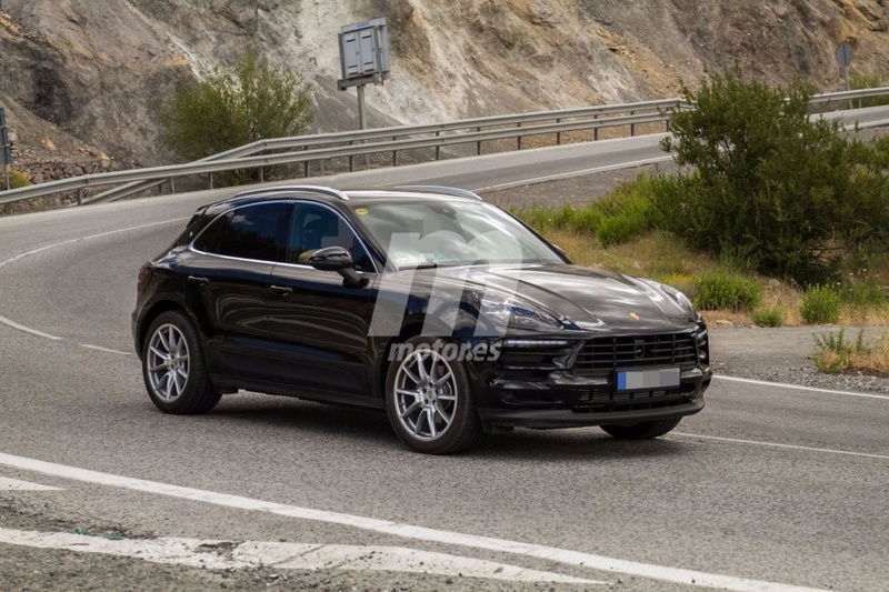 2018 - [Porsche] Macan Restylée [95B] Porsch30