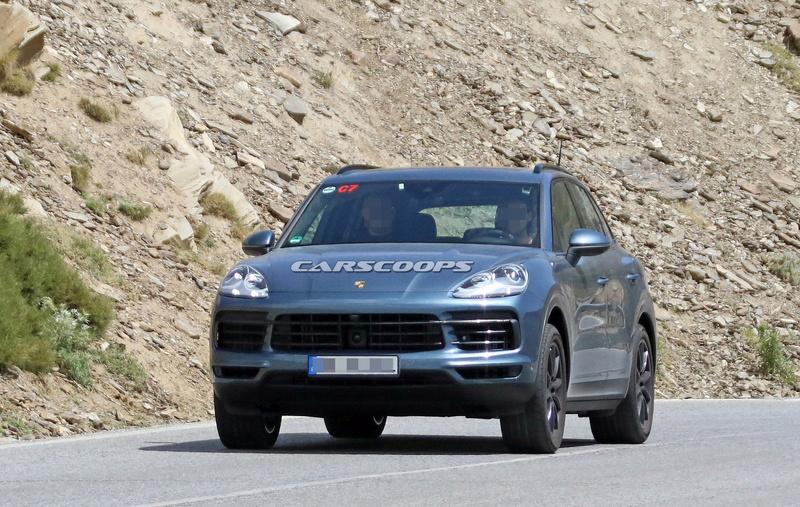 2016 - [Porsche] Cayenne III - Page 2 Porsch50
