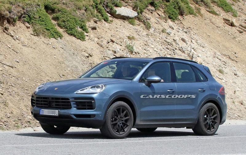 2016 - [Porsche] Cayenne III - Page 2 Porsch53