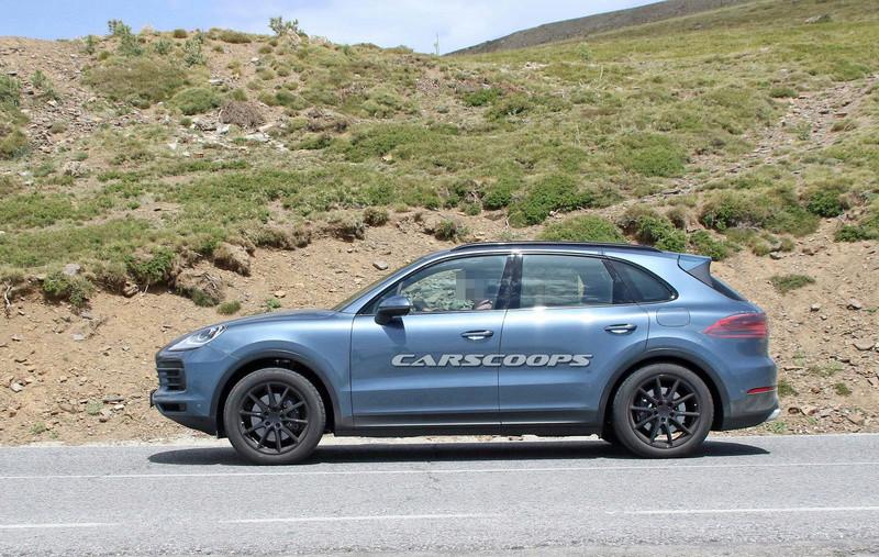 2016 - [Porsche] Cayenne III - Page 2 Porsch56