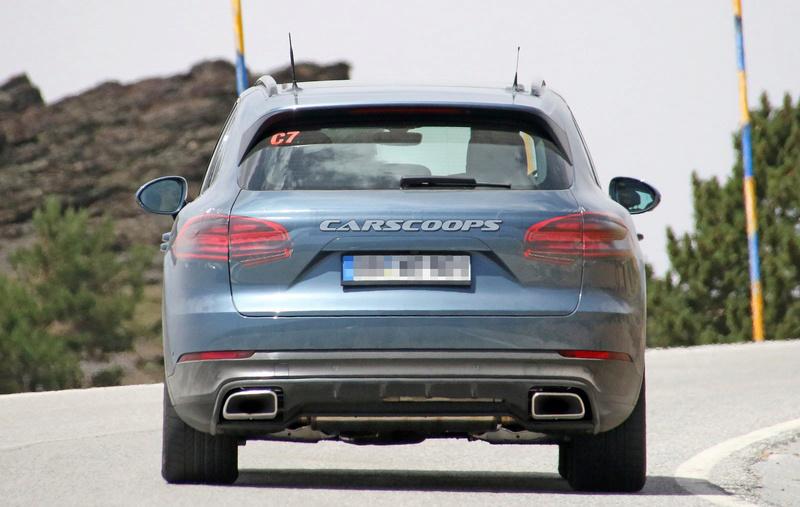 2016 - [Porsche] Cayenne III - Page 2 Porsch60