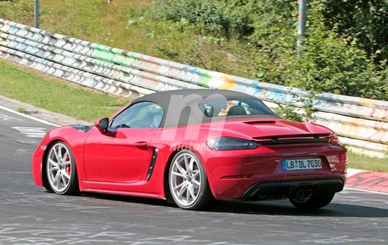 2016 - [Porsche] 718 Boxster & 718 Cayman [982] - Page 6 Porsch78