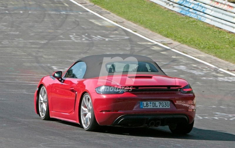 2016 - [Porsche] 718 Boxster & 718 Cayman [982] - Page 6 Porsch79