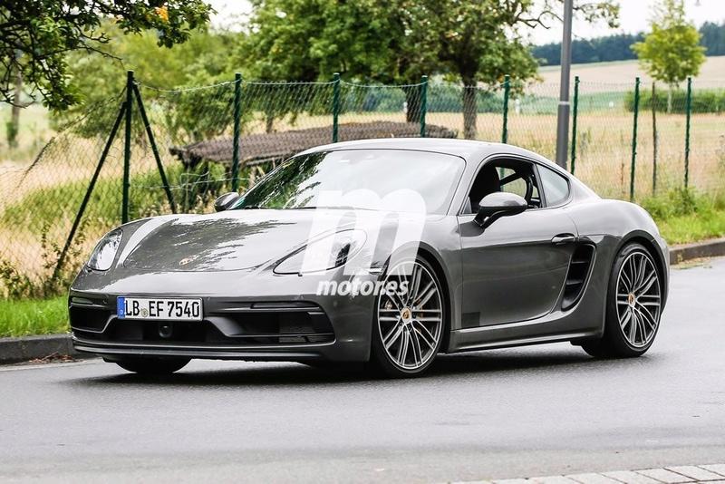 2016 - [Porsche] 718 Boxster & 718 Cayman [982] - Page 6 Porsch83