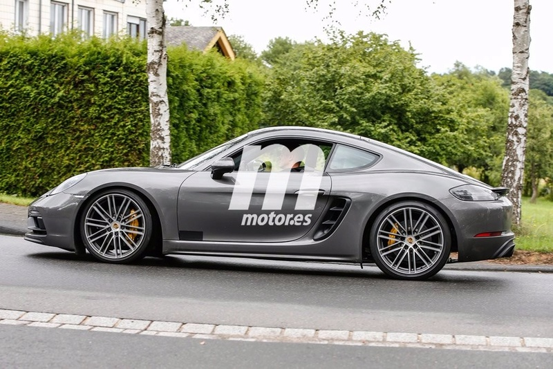 2016 - [Porsche] 718 Boxster & 718 Cayman [982] - Page 6 Porsch87