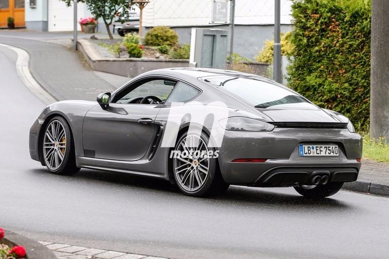2016 - [Porsche] 718 Boxster & 718 Cayman [982] - Page 6 Porsch89