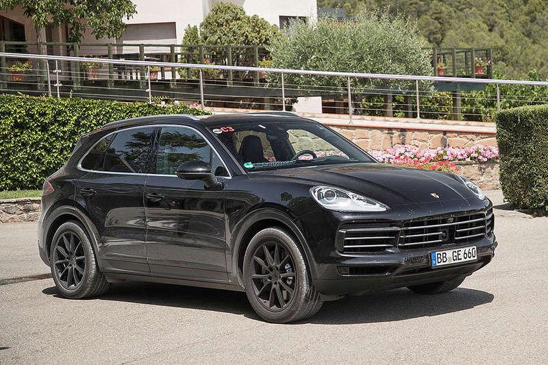 2016 - [Porsche] Cayenne III - Page 3 Porsch97