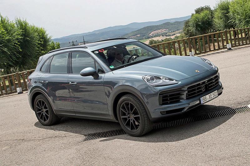 2016 - [Porsche] Cayenne III - Page 3 Porsch98