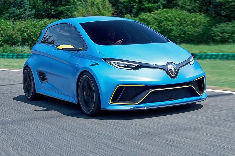 2017 - [Renault] ZOE e-Sport Concept - Page 3 Renaul11