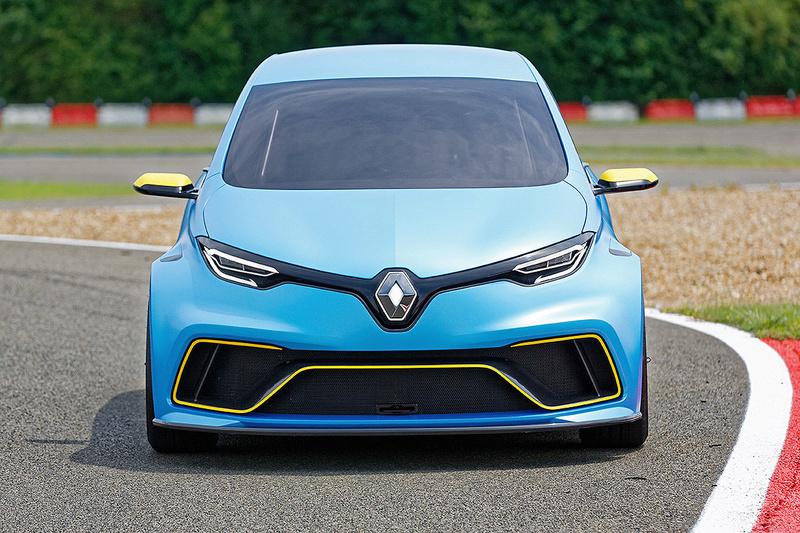 2017 - [Renault] ZOE e-Sport Concept - Page 3 Renaul12