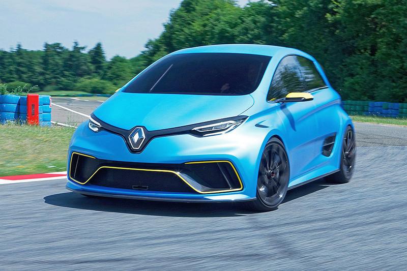 2017 - [Renault] ZOE e-Sport Concept - Page 3 Renaul13