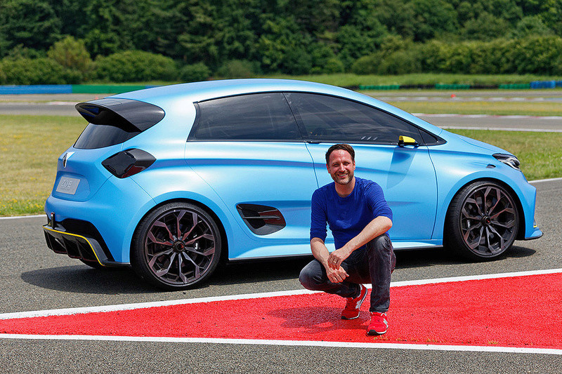 2017 - [Renault] ZOE e-Sport Concept - Page 3 Renaul15