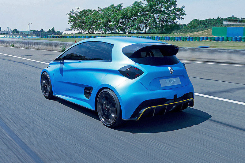 2017 - [Renault] ZOE e-Sport Concept - Page 3 Renaul20