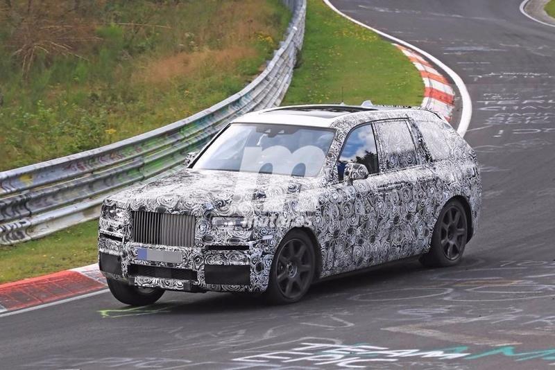 2017 - [Rolls-Royce] SUV Cullinan - Page 8 Rolls-28