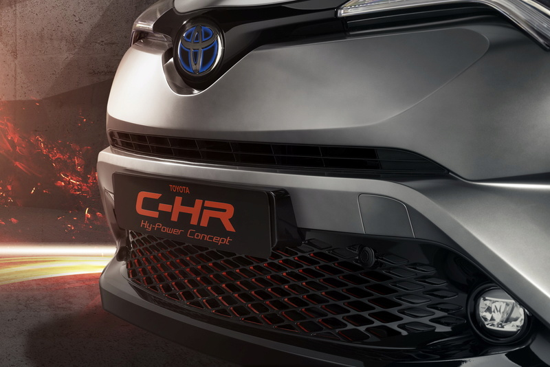2016 - [Toyota] C-HR - Page 9 Toyota38