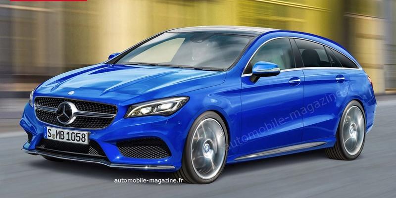 2019 - [Mercedes-Benz] CLA II Une-ve10